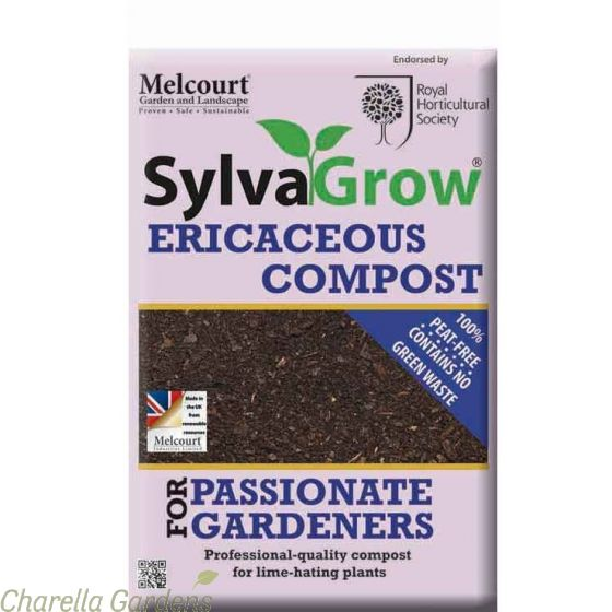 Melcourt Sylvagrow Ericaceous Peat Free Compost 50 Litre